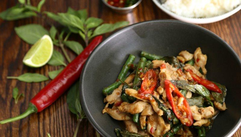 Kuchnia Tajska Co Decyduje O Jej Wyrazistości